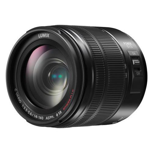Panasonic Lumix G H-FS14140K 14-140mm f/3.5-5.6 (28-280mm) Image