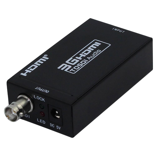 HDMI to 3G SDI + PSU Image