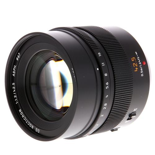 Panasonic Lecia DG Nocticron 42.5mm f/1.2 (85mm) Image