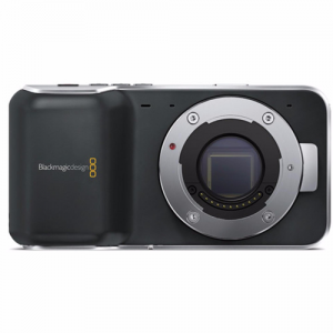 Pocket Cinema Camera Image