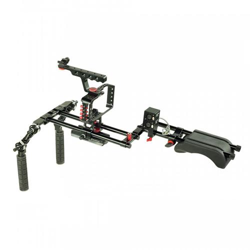 Camtree Hunt Mod Cage Shoulder Rig Kit Image
