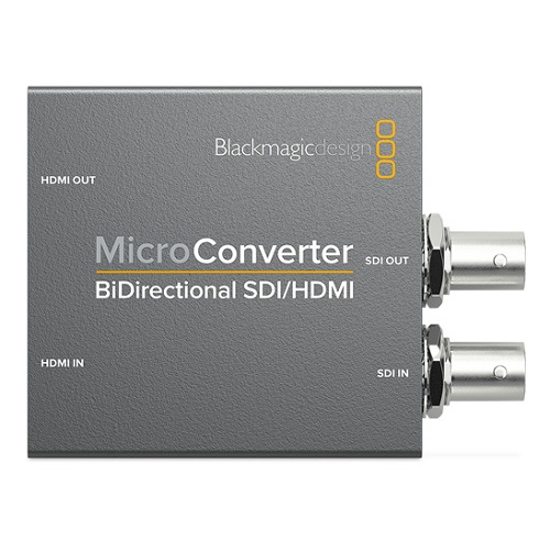 Bi-Directional SDI/HDMI + PSU Image