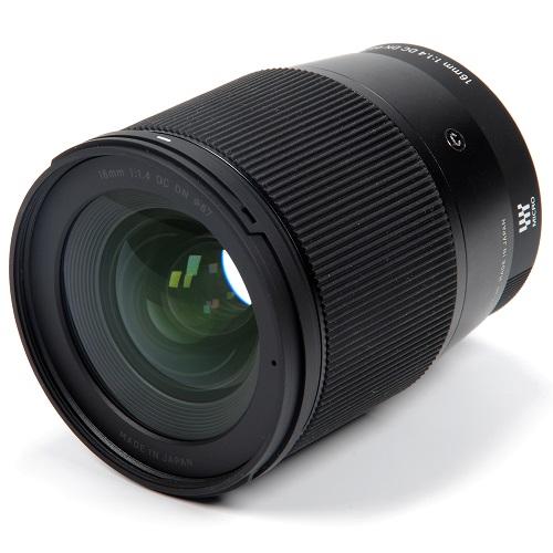 Sigma DC DN Contemporary 16mm F/1.4 (32) Image